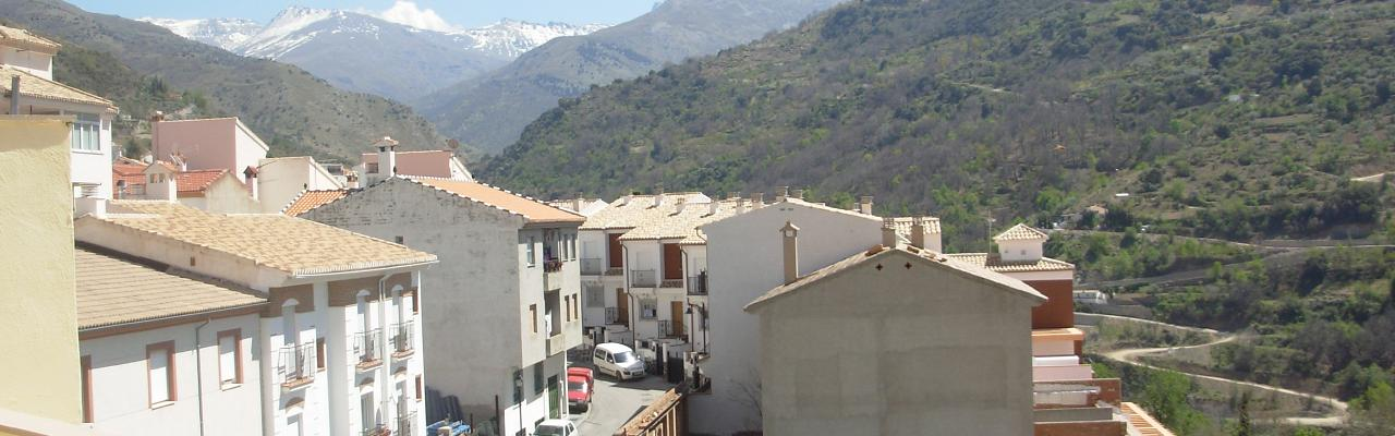 Our fine apartment in the Sierra Nevada national park - ideal for both skiing and hiking