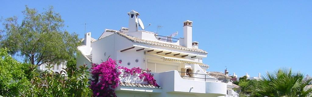Our fantastic and beautiful villa in the very nice and popular Calahonda