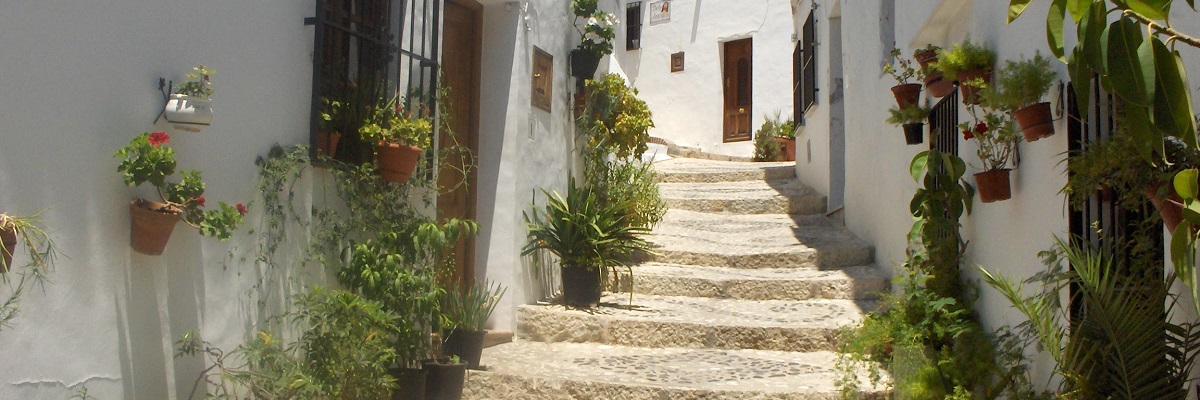 Fincas, Country Homes & Village houses in Andalusia, Southern Spain